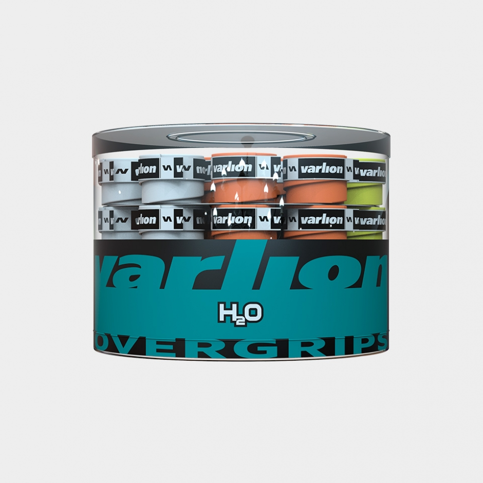 H2O 60 uds. Tricolor