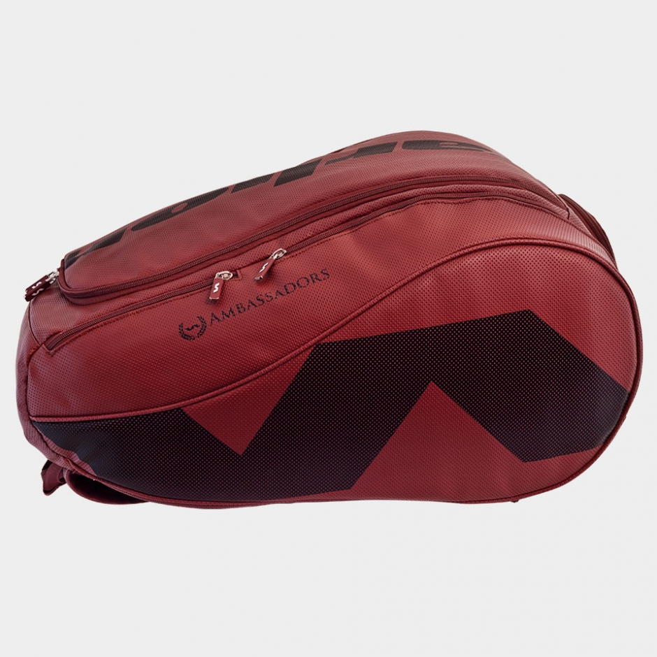 Burgundy Ambassadors Leather